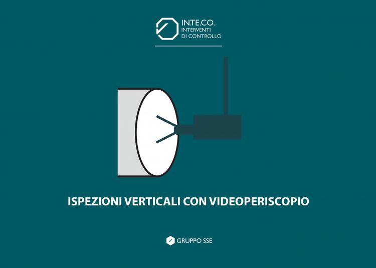 ispezioni verticali con videoperiscopio