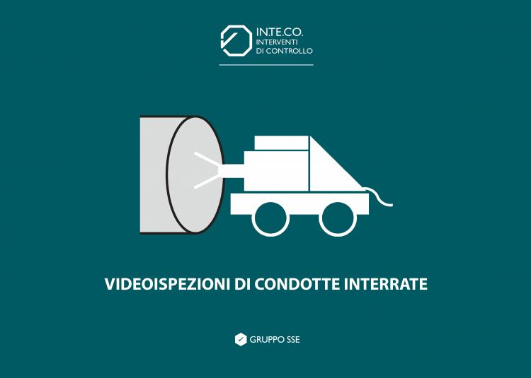 videoispezioni di condotte interrate